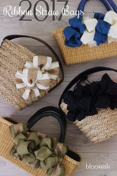 【予告】今年のかごバッグレッスン | bloomish東京目黒プリザーブドフラワー教室アーティフィシャルフラワー教室