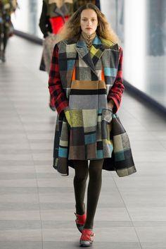visual optimism; fashion editorials, shows, campaigns & more!: preen F/W 2015.16 london