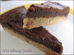 Chocolat et beurre de cacahuètes pour un gâteau qui change !