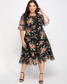 12192102 Best Cocktail Dresses, Plus Size Cocktail Dresses, Plus Size Dresses, Plus Size Outfits, Nice Dresses, Plus Size Wedding Guest Dresses, Wedding Dresses, Summer Wedding Outfits, Hollywood Fashion