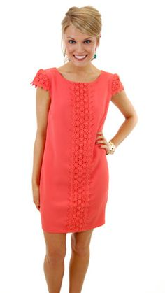 Kimberly Dress now available at www.shopbluedoor.com