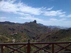 Vistas desde la C.Rural rincón del Nublo. Feliz día. @tejedadigital @gjbarretosuarez @Ramon_SuarezO @MancomunidadNGC