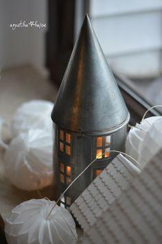 Little house lantern