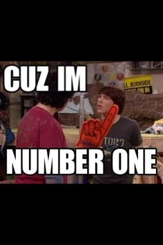Drake and Josh never gets old.