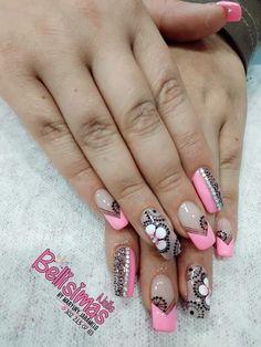 Manicure, Nails, Nail Arts, Deli, Diana, Make Up, Beauty, Nail, Templates
