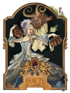 Beaute et la Bete by Chris Seaman