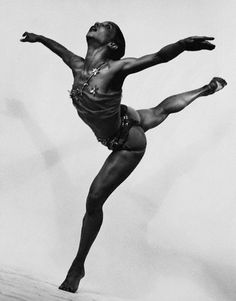 Janet Collins was one of the few classically trained Black dancers of her generation. In 1951 she won the Donaldson Award for best dancer on Broadway for her work in Cole Porter's Out of This World. She also performed in Aida, Carmen, and was the first Black ballerina at the Metropolitan Opera. She could not tour in parts of the Deep South due to her race. In later life she taught dance.