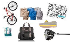 Fathers Day Gift Ideas. Unique and fun ideas for lots of different types of dads and lots of different budgets.