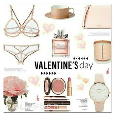 """Valentine's Day Gifts for Her!"" by melaniw ❤ liked on Polyvore"