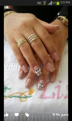 Nails/ Nude