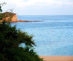 Spiaggia Torre di Chia (CA) Sardinien