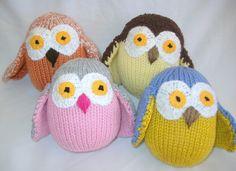 4 Owls!