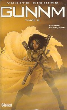 Gunnm, tome 6 - Yukito Kishiro - 1990-1995