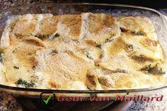 Tante Lilly's gevulde schelpen - Geur van Maillard - www.maillard.nl