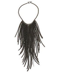 Brunello Cucinelli - Waterfall Necklace