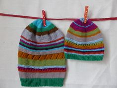 Mommy and me Mom and baby matching knit hats set of 2 by TheUrbanSquirrel1 on Etsy Mom And Baby, Mommy And Me, My Mom, Mom Hats, Baby Hats, 2nd Baby Showers, Best Baby Shower Gifts, Hat Shop, Knit Hats