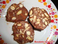 Bucataria cu noroc - salam de biscuiti