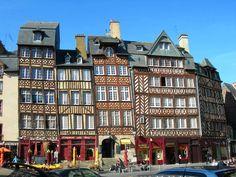 Rennes, Bretagne, France