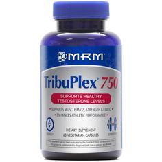 sports-fitness-athletic: MRM, TribuPlex 750, 60 Veggie Caps