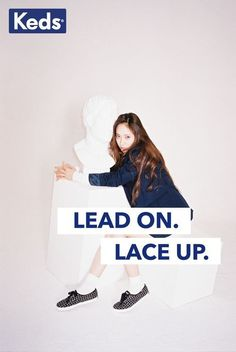 f(x)'s Krystal perfects stylish casual look with 'Keds'   allkpop.com