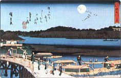 浮世絵に見る江戸時代の遊び 東京屋形船案内