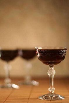 Bohemian Cocktail - We have science to thank for these awesome drinks. (11 Scientific Cocktails)