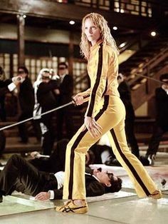 Kill Bill + Onitsuka Tiger. 5 great Product Placement examples on my latest post ^_^ http://fashionmarketingandvenice.wordpress.com/2012/03/24/product-placement-5-top-examples/