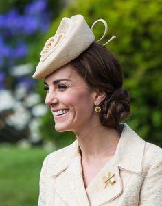 Kate Middleton u Severního Irska Zahradní slavnost 06. 2016 | POPSUGAR Celebrity