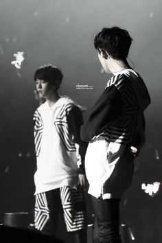 Chanyeol and Baekhyun (ChanBaek)