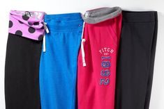 Teens are dressing like they just got out of bed. Teen retailers are pushing sweatpants, pajama pants, slipper-like shoes and camisoles, having finally found something to replace the overworked hoodie.