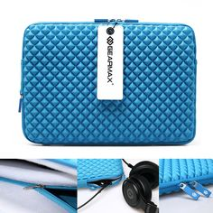 nice Fashion Waterproof Laptop Sleeve case 11 13  15 Laptop Bag+Free Keyboard Cover Neoprene Notebook Case For Mac book Air 13 case