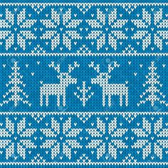 Find White Blue Sweater Deer Vector Seamless stock images in HD and millions of other royalty-free stock photos, illustrations and vectors in the Shutterstock collection. Punto Fair Isle, Motif Fair Isle, Fair Isle Chart, Fair Isle Pattern, Knitting Machine Patterns, Fair Isle Knitting Patterns, Knitting Charts, Knitting Designs, Knitting Projects