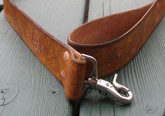 Dog+Leash+Sporting+Dog+Leather+Lead