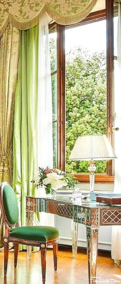 Four Seasons Hotel Firenze is a living museum of art history. The Hotel  comprises two Renaissance palaces, the Palazzo Scala Della Gherardesca and  the Park Della Gherardesca.