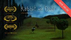 Rabbit and Deer is my MA graduation film from MOME Anim in Budapest. Rabbi, Budapest, Ankara