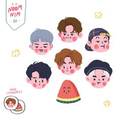 drawings of eyes Character Illustration, Illustration Art, Illustrations, Cartoon Art, Cute Cartoon, Nct, Kpop Anime, Character Art, Character Design