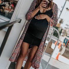 Tips to Flattering Dressing - Shalice Noel Fall Maternity Outfits, Summer Maternity Fashion, Stylish Maternity, Pregnancy Outfits, Spring Outfits, Trendy Outfits, Pregnancy Style, Pregnancy Clothes, Maternity Style