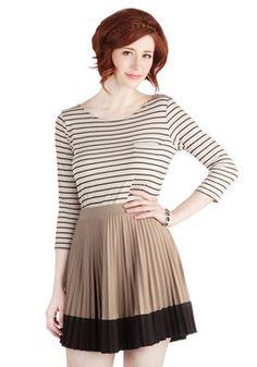 Cupcake Liner Skirt, #ModCloth