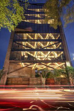Torre 41; Ciudad de México, D.F., Mexico - Alberto Kalach