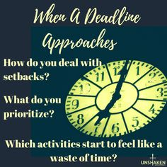 Ever played the game What's the time Mr. Wolf? Just like in the game, in life, knowledge of time should impact behaviour. http://www.unshakenministries.com/2017/11/13/short-on-time/ #whatsthetime #journeythroughthepsalms