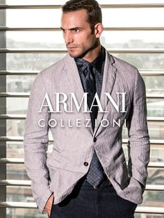 Armani is simply...the greatest!