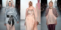 Anniesa Hasibuan Becomes First Designer to Present NYFW Collection with Hijabs http://ift.tt/2cbfr7z #ELLE #Fashion