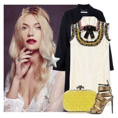 """HAPPY HOLIDAYS"" by tiziana-melera ❤ liked on Polyvore featuring Givenchy, Gucci, Bottega Veneta and Tom Ford"