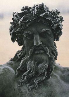 Escultura de Zeus en Versailles