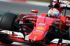 F1 2015 - Barcelona Test 2 - Testing