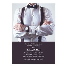 Shop Formal Wear Bachelor Party Invitation created by CottonLamb. Bachelor Party Invitations, Unique Invitations, Formal Wear, Rsvp, How To Wear, Dress Formal, Dressy Outfits, Formal Dresses