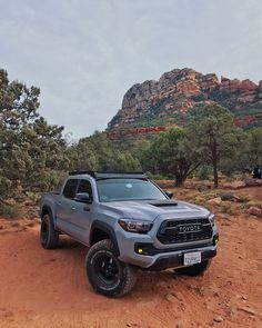 Hit up Devil's Bridge Trail and the only McDonald's with Turquoise Arches in the world. Tacoma Pro, Toyota Tacoma Trd Pro, Tacoma Truck, Toyota 4x4, Toyota Trucks, Toyota Tundra, Toyota 4runner, Trucks Only, Big Trucks