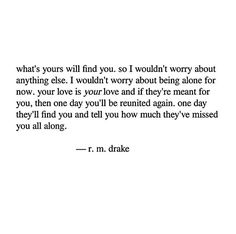 A part of me hopes so and another part makes me want to tell you to get away. Poem Quotes, Lyric Quotes, Motivational Quotes, Funny Quotes, Life Quotes, Inspirational Quotes, R M Drake, Favorite Quotes, Best Quotes