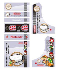 Gaming Cabinet, Diy Arcade Cabinet, Mini Arcade Machine, Arcade Bartop, Wayne Newton, Arcade Buttons, Arcade Room, Nintendo Systems, Barbie Miniatures
