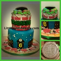 Custom Cakes, Birthday Cake, Desserts, Food, Personalized Cakes, Birthday Cakes, Meal, Personalised Cake Toppers, Deserts